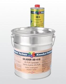 SILADUR 2K-PUR Spritzlack DD-410 Komp.B