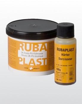 RUBAPLAST 2K-PU Elasto-Füllspachtel Komp.B