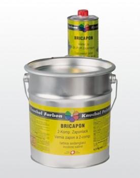 BRICAPON 2K-PUR Zaponlack Komp.A seidenglanz