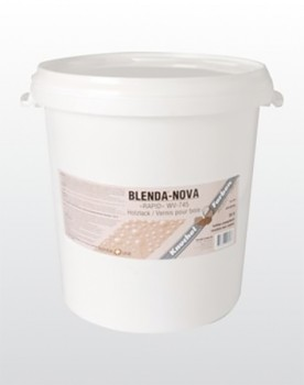 BLENDA-NOVA «RAPID» WV-745 farblos stumpfmatt