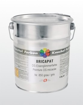 BRICAPAT Eisenglimmer-Farbe DS 2:1 851 anthrazit