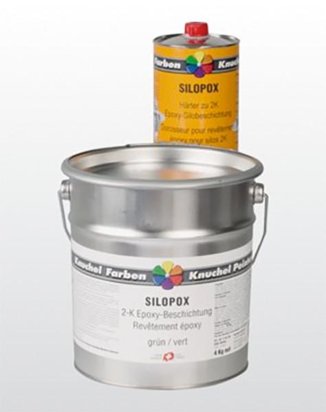 SILOPOX 2K-Epoxy Silobeschichtung Komp.A grün