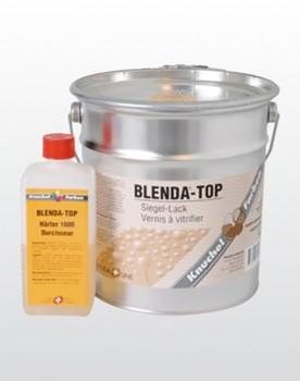 BLENDA-TOP PU Siegel-Lack Komp.A farblos seidenglanz