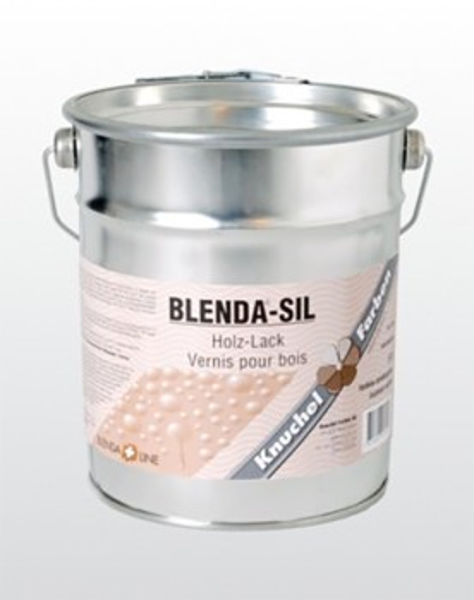 BLENDA-SIL Holz-Lack farblos seidenglanz