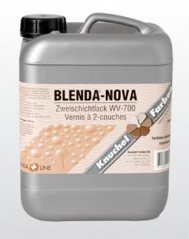 BLENDA-NOVA PU 2-Schichtlack WV-700 Komp.A farblos matt