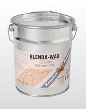 BLENDA-WAX Holz-Wachs farblos matt