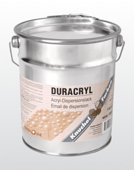 DURACRYL Acryl-Dispersionslack 1000ml RAL