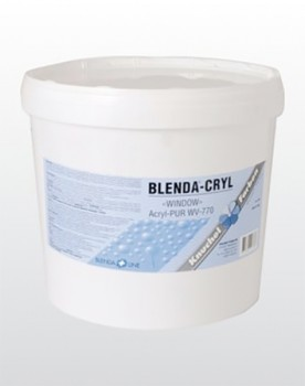 BLENDA-CRYL «WINDOW» WV-770 seidenmatt 5kg RAL