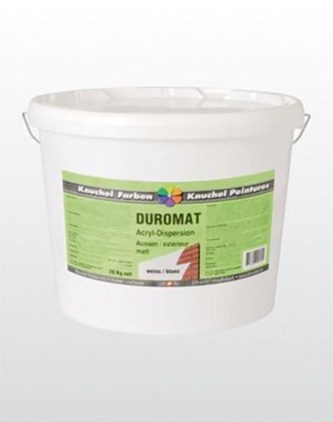 DUROMAT Acryl-Aussendispersion 1000ml Vollton RAL