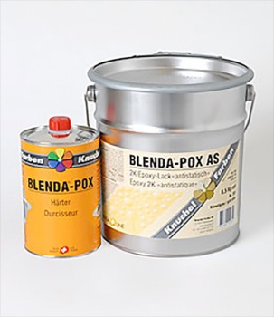 BLENDA-POX 2K Epoxy-Lack AS antistatisch Härter