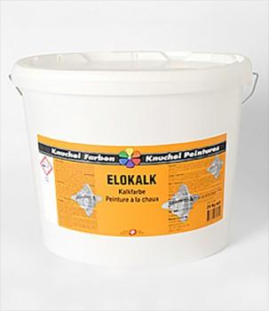 ELOKALK Kalkfarbe 24kg Kat.1 RAL