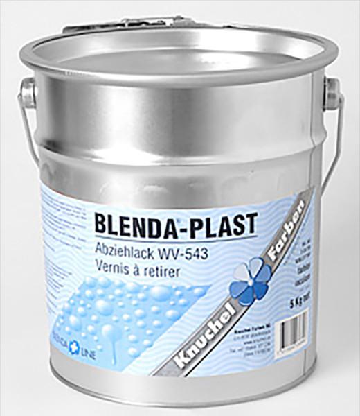 BLENDA-PLAST Abziehlack WV-543