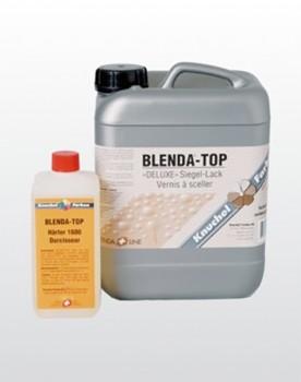 BLENDA-TOP PU Siegel-Lack «DELUXE» Komp.B