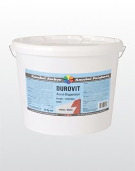 DUROVIT Acryl Innen-Dispersion 2,5lt. Vollton KI
