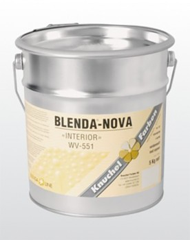 BLENDA-NOVA «INTERIOR» WV-551 seidenmatt 1000ml Komp.A. T-Base RAL