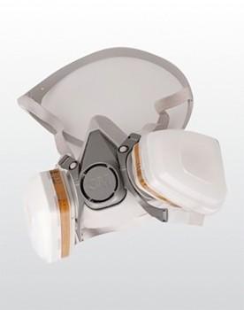 3M Atemschutzmasken 6200 Kit