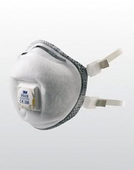 3M Rauchgasschutzmaske FFP2 9928
