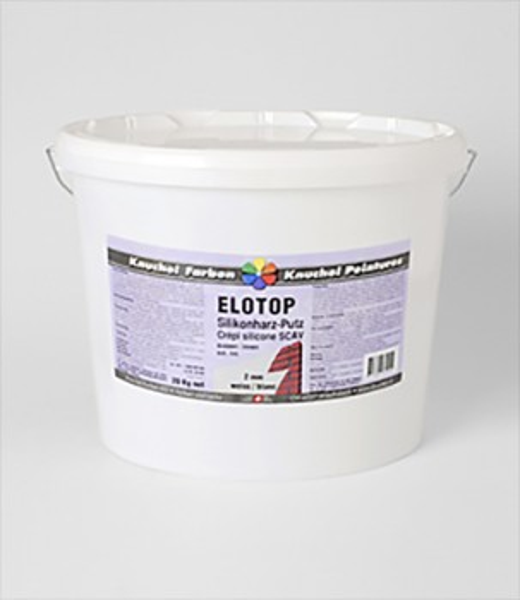 ELOTOP Silikon-Kratzputz Typ SKA