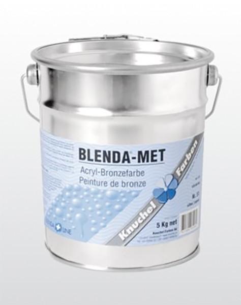 BLENDA-MET Bronze-Farbe