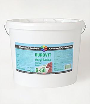 DUROVIT G-50 Acryl-Latex Innen