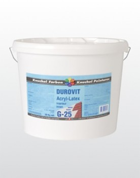 DUROVIT Acryl-Latex Innen ELF G-25