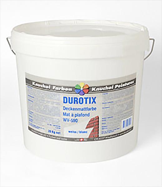 DUROTIX Deckenmattfarbe WV-590