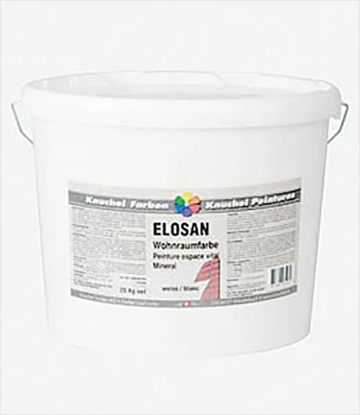 ELOSAN Mineral-Wohnraumfarbe Weiss