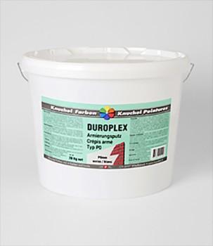 DUROPLEX Armierungsputz Typ P0 Weiss