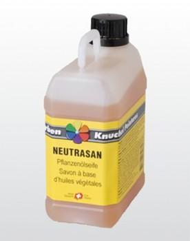 NEUTRASAN Pflanzenöl-Seife farblos