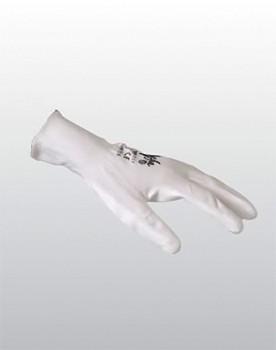 Polyurethan Handschuh WHITE Vega