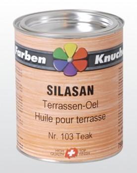 SILASAN Terrassen-Oel 103 Teak