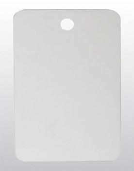 Blech-Muster-Etikettenplatte