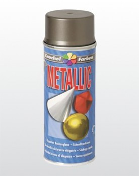 METALLIC Eloxal-Bronze Spray