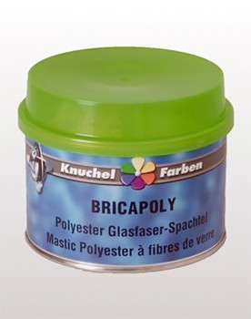 BRICAPOLY Polyester Glasfaser-Spachtel