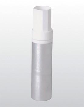 Tupflackflasche Metall mit Pinsel