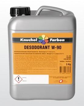 DESODORANT Biozid-Konzentrat W-90