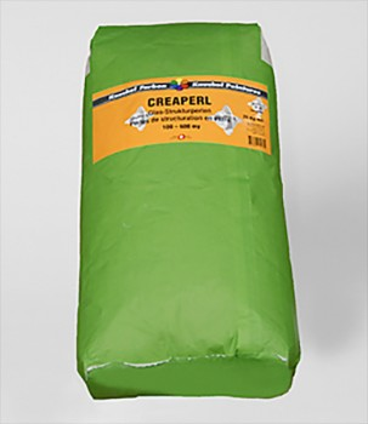 CREAPERL Glas-Strukturperlen 100-600my