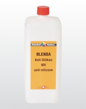BLENDA Anti-Silikon WV