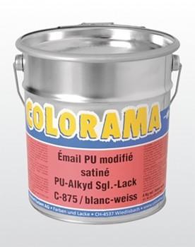 COLORAMA PU-Alkyd Seidenglanz-Lack C-875