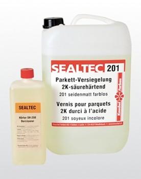 SEALTEC 2K-SH Parkett-Versiegelung Komp.A