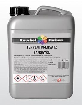 Terpentinersatz / Sangayol / White Spirit