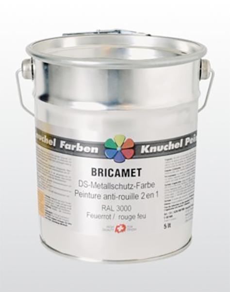 BRICAMET Metallschutz-Farbe DS 2:1