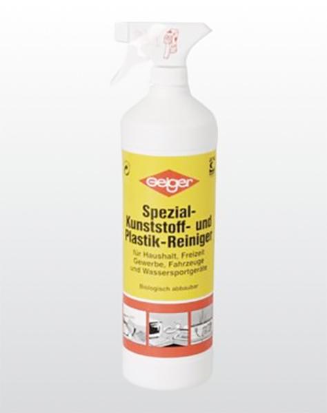 GEIGER Spezial Kunststoff- & Plastikreiniger