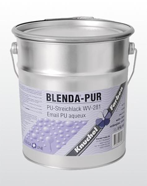 BLENDA-PUR PU-Streichlack WV-281