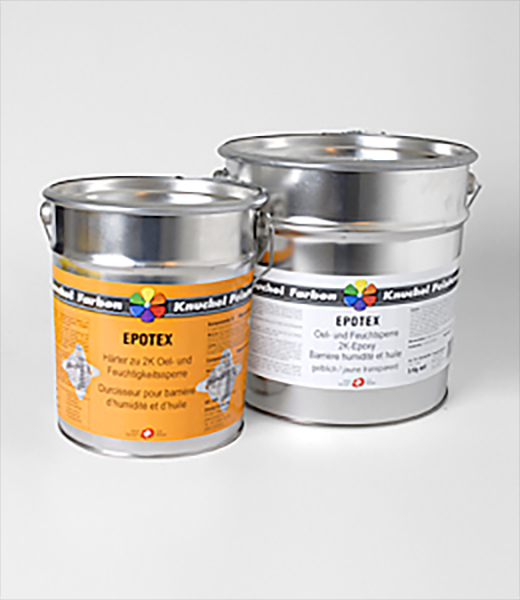 EPOTEX 2K-Epoxy Oel- und Feuchtigkeitssperre