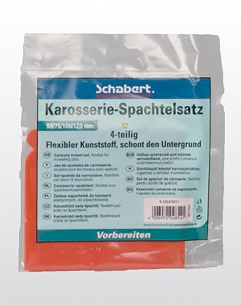 Karosserie-Spachtelsatz