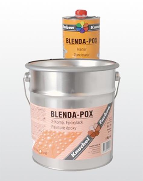 BLENDA-POX 2-Komp. Epoxylack