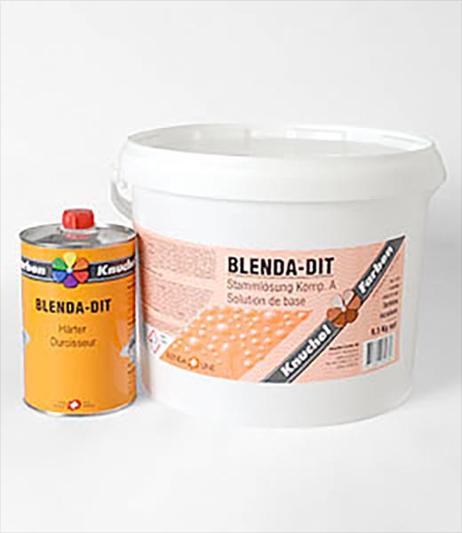 BLENDA-DIT 2-K Epoxy-Beschichtung