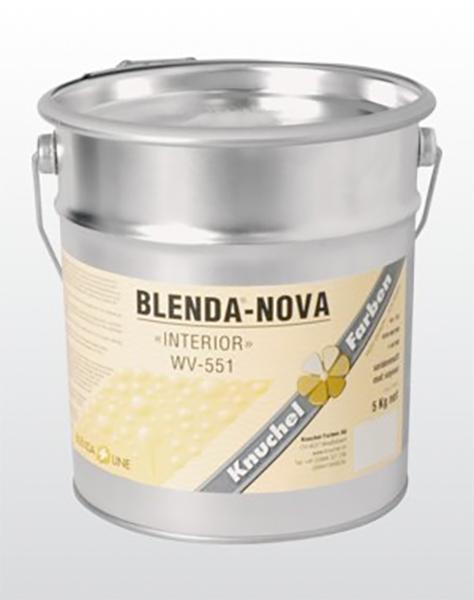 BLENDA-NOVA «INTERIOR» WV-551 seidenmatt