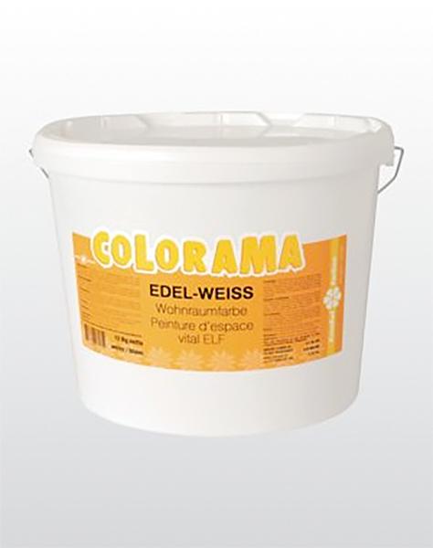 COLORAMA Wohnraumfarbe «EDEL-WEISS» ELF C-855